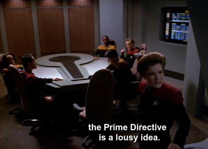 Screengrab aus 009 Das oberste Gesetz / Prime Factors (S1E9)