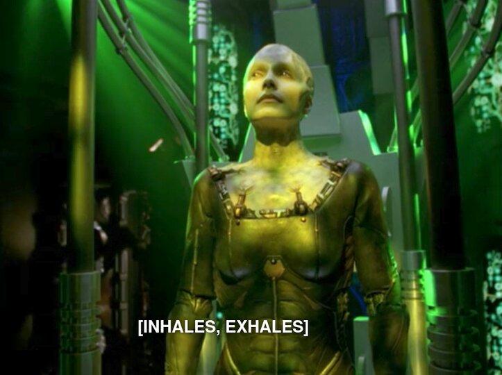 Screengrab aus 107 Das ungewisse Dunkel Teil 2 / Dark Frontier Pt. 2 (S5E16)